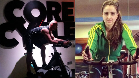 CORE vs Studio X: Where should one go for indoor cycling in Karachi?