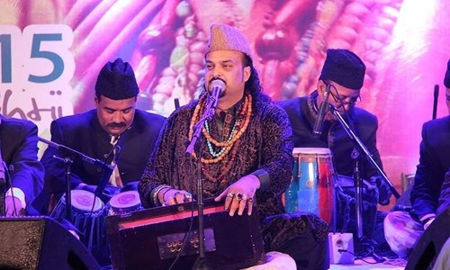 Famed qawwal Amjad Sabri gunned down in Karachi