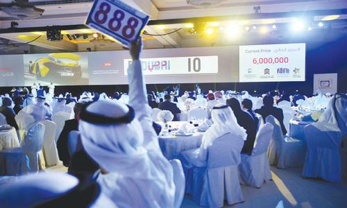 Dubai auction of treasures raises $11m for refugees