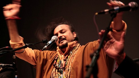 Amjad Sabri — who carried forward the legacy of the inimitable Sabri brothers