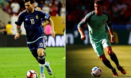Copa, Euros spiced up as Messi, Ronaldo vie for maiden international honours