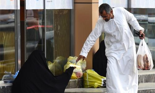 Saudis urged to say 'no' to Ramazan begging