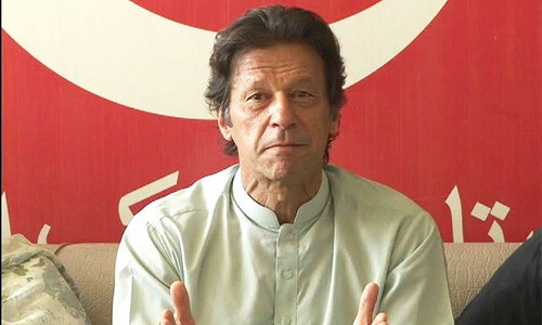 Darul Uloom Haqqania agreed to reforms in return for Rs300m: Imran Khan