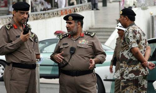 Saudi cop shot dead: ministry
