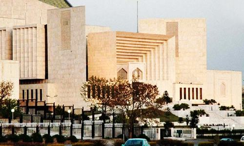'SC can't encroach upon authority of other institutions'