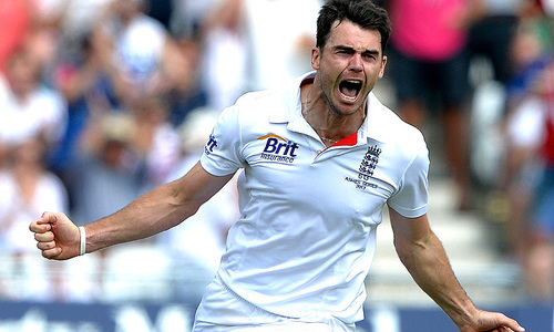 Jimmy Anderson doubtful for Pakistan Test series
