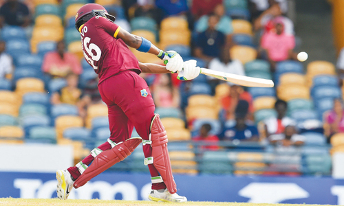 Bravo, Gabriel propel WI into final
