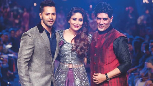 I would love to showcase in Pakistan now, says designer to the stars Manish Malhotra