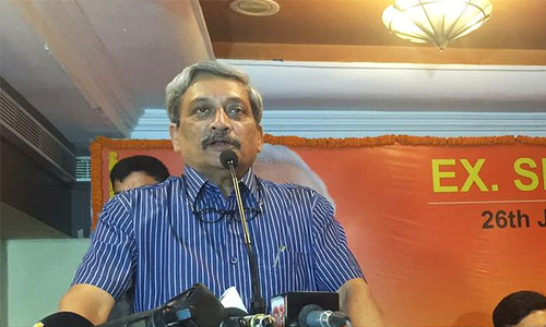 Indian defence minister blames Pakistan for attack in India-held Kashmir
