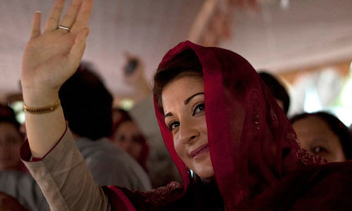 Maryam placates 'unhappy' PML-N MNAs