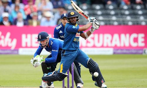 Rain has last laugh as third ODI abandoned
