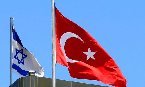 Israel, Turkey work to finalise deal on restoring ties