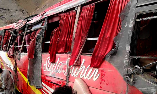 11 dead, over two dozen injured in Khuzdar bus accident