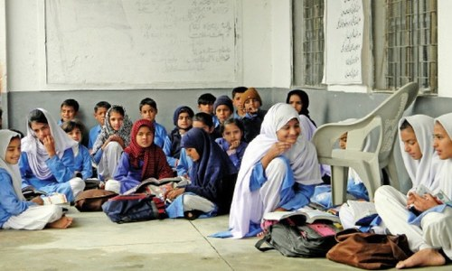 'Punjab cuts education budget for 9th consecutive year'