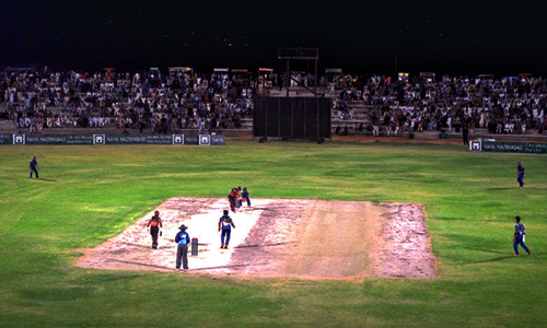 Karachi's Ramazan cricket, the father of T20 internationals