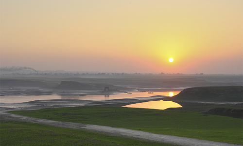 Pakistan's water experts fear for the country's future