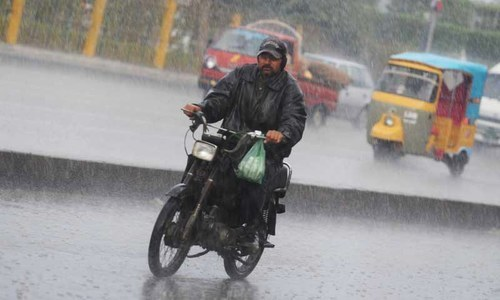 Karachi sees first monsoon rainfall