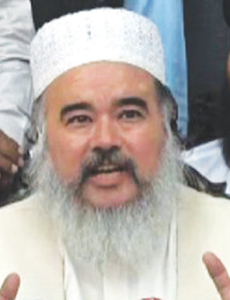 Mufti Popalzai is in S. Arabia, to return after Eid