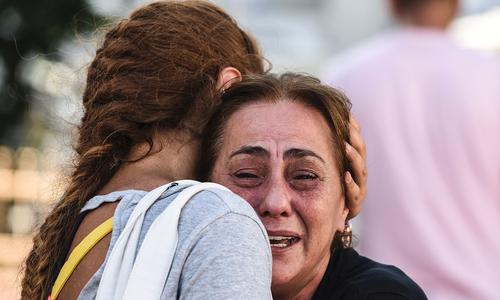 ترکی ایک مرتبہ پھر دھماکوں سے گونج اٹھا