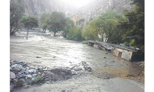 Nine KP districts prone to floods: PDMA
