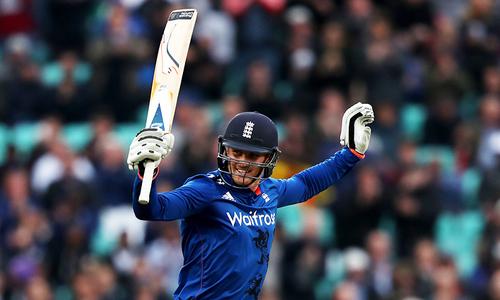 England's Roy savours bitter-sweet match-winning 162