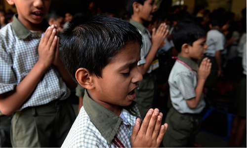 Muslims have lowest number of pre-school children in India