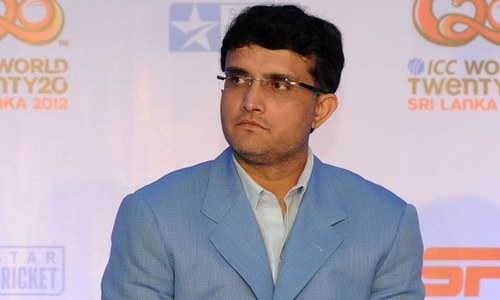 Shastri in spat with Ganguly after India coaching snub