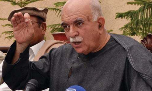 KP belongs to Afghans, no one can force them out: Mahmood Achakzai