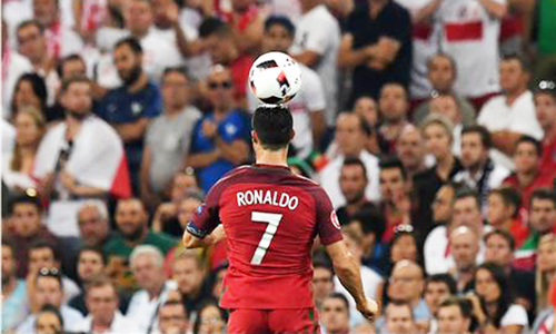 Shootout win sees Ronaldo's Portugal into Euro semi-finals