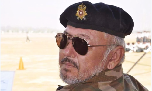 In the line of fire: Major Jawad exemplified Hazara community's patriotism