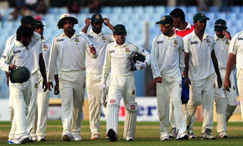 Despair at plans for split from Test cricket's newest nations