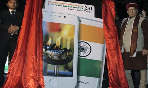 As India's $4 smartphone starts shipping, alarm bells ring over workers' conditions