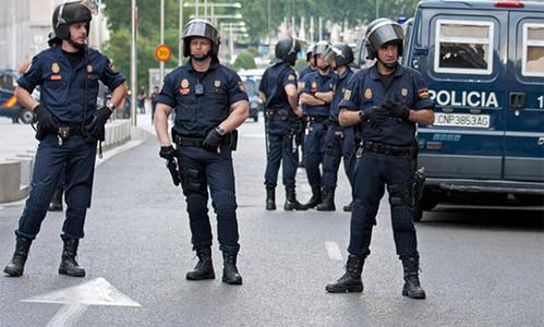 Spain arrests three Pakistanis accused of promoting militancy