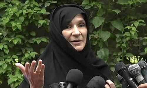 عمران خان کی بہن کا ہراساں کیے جانے کا دعویٰ