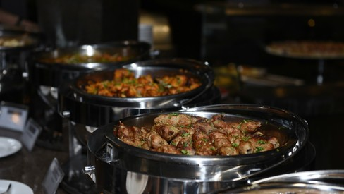 Weekend Grub: Planning a last iftar out? Make it to La Atrium in Lahore