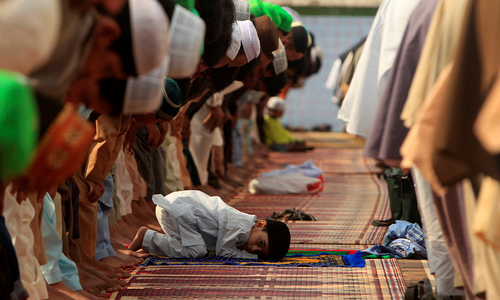 How Pakistanis around the country are celebrating Eidul Fitr