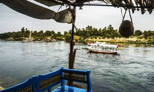 Boat capsizes in Egypt's Nile, 4 Pakistanis drown