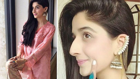 What does your average Pakistani celebrity get up to on Eid?