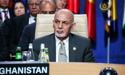Peace initiatives with Pakistan remain unsuccessful, says Afghan president