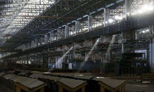Chinese imports capture steel market
