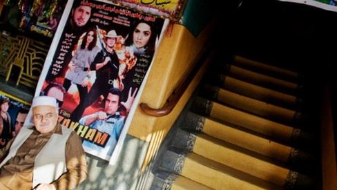 Can eager cine-goers save the declining Pashto film industry?