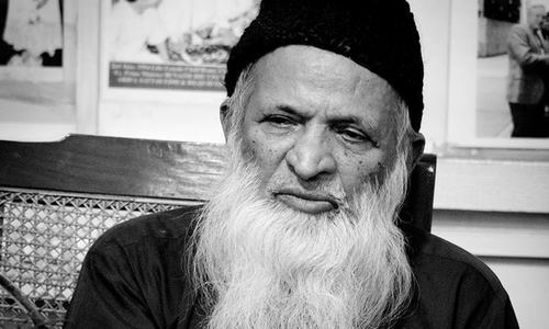 Edhi's politics of kindness