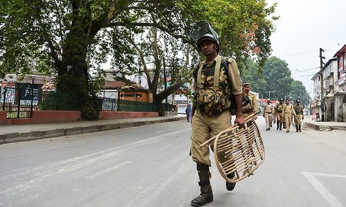 India-held Kashmir seethes as 25 killed amid protests after killing of militant commander