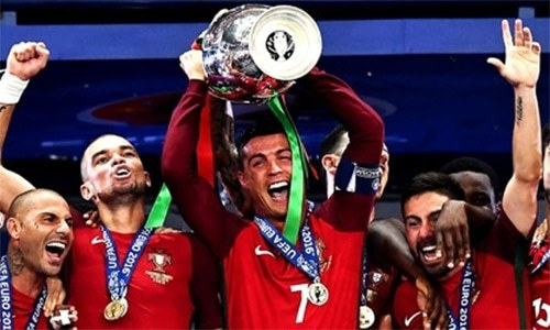 Portugal become 'kings of Europe' as favourites France face dejection