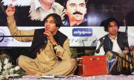 Pashto singer to document profiles of KP, Fata artists