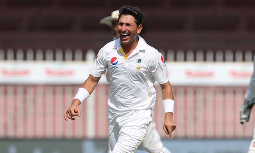 Yasir can spearhead Pakistan's bowling attack: Qadir