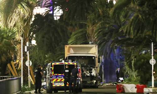 At least 84 dead in France truck attack