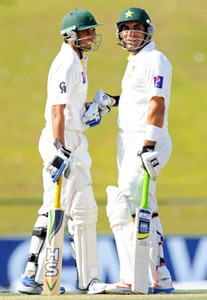 Younis Khan has been a vital member in Misbah's team.
