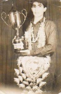 'Tape-tennis cricket' king of Mianwali.