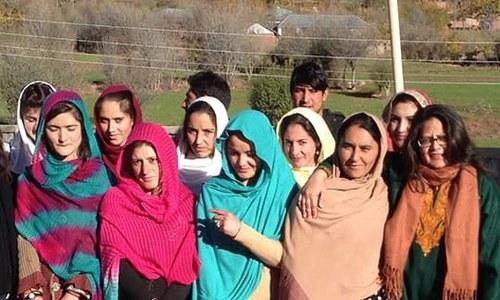 Chitral quake survivors recover from trauma through online clinics